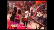 Dulce Maria canta Ya No en Sabadazo 15 01 2011