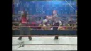 Lita Vs Trish - New Years Revolution 2005