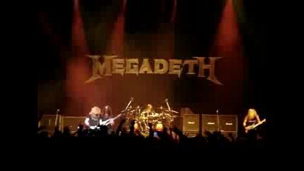 Megadeth - She - Wolf (live In Brazil 2008)