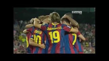 *barcelona 4:0 Sevilla*