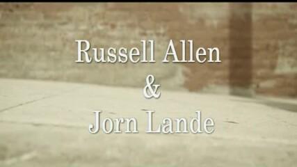Russell Allen and Jorn Lande - Reach A Little Longer