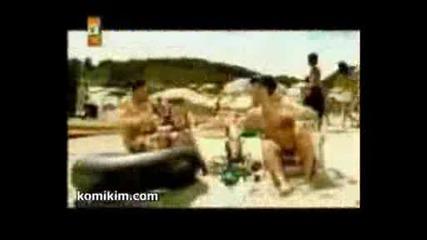 Cem Yilmaz Doridos Reklami 2 Sahil Www.komikim.com.wmv