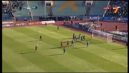 Цска с класическа победа над Левски 3:0