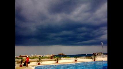 снимки на облаци лято 2010 варна - дружба