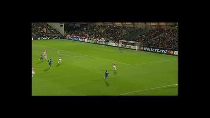 Dimitar Berbatov Goal
