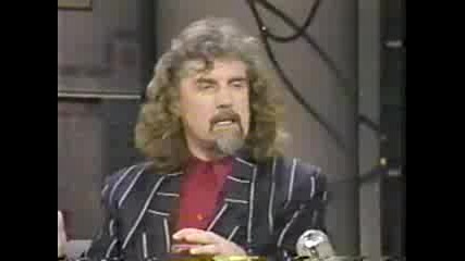 Billy Connolly David Letterman 1