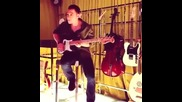 Kerem Bursin guitar