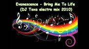 Evanescence - bring me to life (dj toxa electro mix 2010)