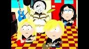 The Von Bondies - Cmon Cmon(South Park)