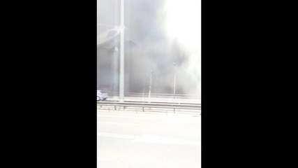 Argentina: Blaze rips through Canal 13 y TN building in Buenos Aires