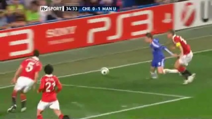 Fernando Torres vs Manchester United - Champions League - First Leg [ Volume 1 ]