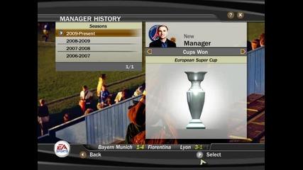 Fifa 07 последен епизод от стария ми manager mode Гласуваите за !!!