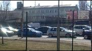 Протест за цената на горивата 13, 03, 2011г София Кино Арена запад