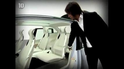 10 Десетте най - странни коли