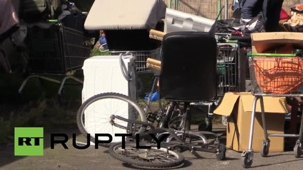 UK: Sweets Way resistance threatened by 'aggressive' evictions