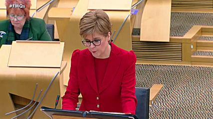 UK: 'Risk of coronavirus in Scotland low' - First Minister Sturgeon