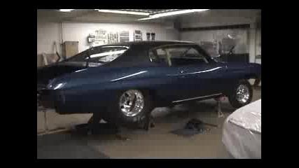 71 Chevelle Build