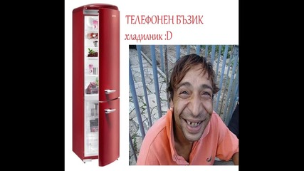 Телефонен бъзик - хладилник