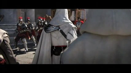 Assassin s Creed Brotherhood E3 Trailer
