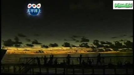 Слънчевото Затъмнение в Азия На 22.07.09 ! Много добро качество - Заснето от репортери !