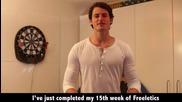 My 100 Days Body Transformation with Freeletics- Arny