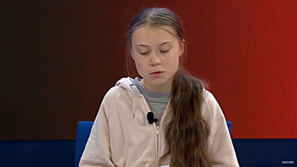 Switzerland: Greta Thunberg swats aside question about 'haters' at Davos climate panel
