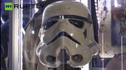 Original Star Wars Stormtrooper Helmet Could Sell for $93,000
