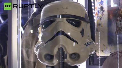 Original Star Wars Stormtrooper Helmet Could Sell for $93,000