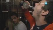 Коки се напива