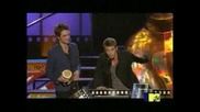 Robert Pattinson andc am Gigandet Best Fight - Mtv Movie Awards 2009