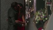 Самые романтичные поцелуи на День Влюбленных