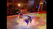 Стела и Наско & Петя Димитрова - Салса - Dancing Stars 2013