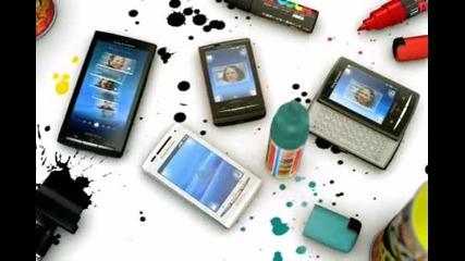 Naй - якotо tелеfоnчe - Sony Ericsson Xperia