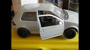 Diecast Vw Golf IV