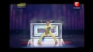 Момчето,което завладя публиката на Украйна Търси Талант!