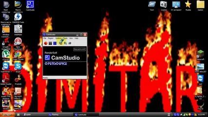 Как се работи с Camstudio