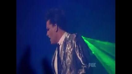 Невероятно! Adam Lambert - Whataya Want From Me - Live At American Idol