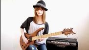 Jacqueline Mannering - Storey Guitars Demo