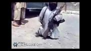 Афганистан лилипут с автомат