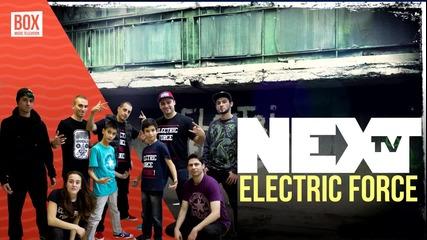 NEXTTV 014: Гости: Electric Force Crew