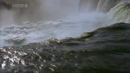 Красотата на света - водопадите Игуасу