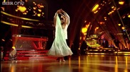 Sunetra Sarker & Brendan Cole - Foxtrot to All of Me 2014