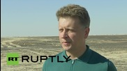 Egypt: Russian Transport Minister gives update from crash site