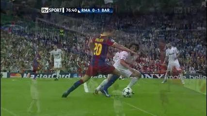 Реал Мадрид-барселона 0:1 Лео Меси