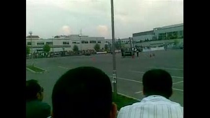 Monster Drift in Mladost4