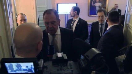 Germany: U.S-Russia cooperation will advance fight against terrorism says Lavrov