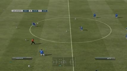 Fifa 12 С Джуджета !!!