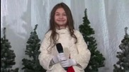 Крисия открива предколедното тържество в Димитровград 27.11.2014