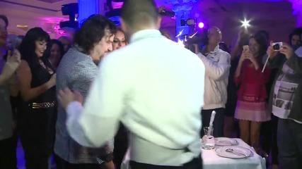 Aca Lukas - Torta na rodjendanskoj proslavi - (Private 2014)