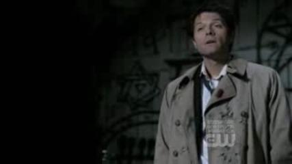 Supernatural - Дийн среща Кастиел
